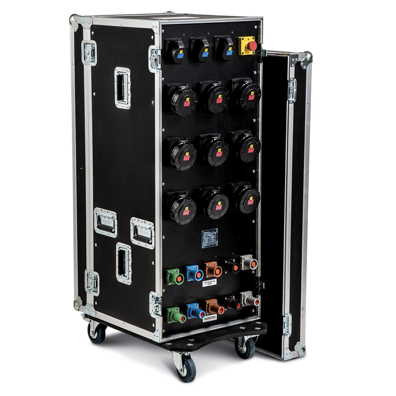 Flight case Serie FLC/FLG