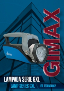 LAMP SERIES GXL - LED TECHNOLOGY